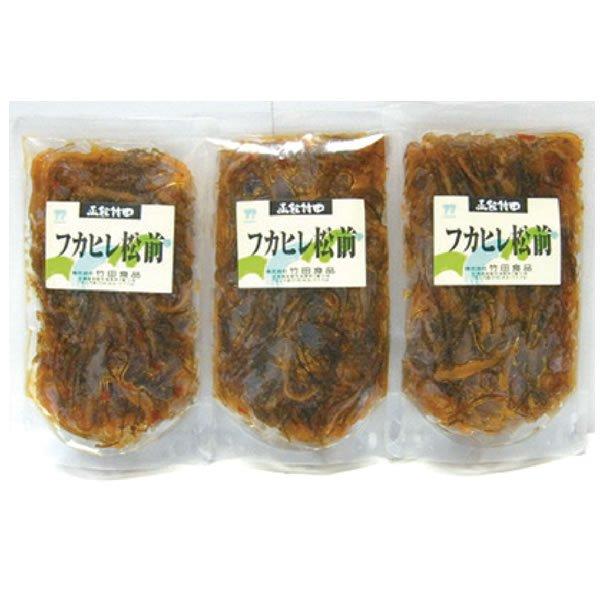 画像1: 3袋1080円コーナー フカヒレ松前 (130g袋入) (1)